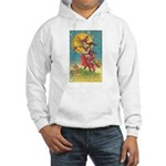 Riding Witches Hooded Sweatshirt