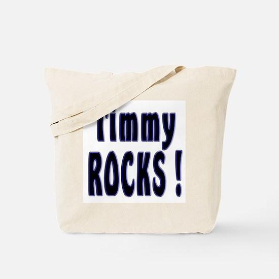 Timmy Rocks ! Tote Bag