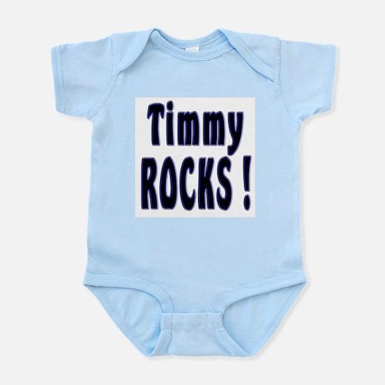 Timmy Rocks ! Infant Creeper