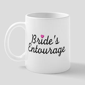 Bride's Entourage Mug
