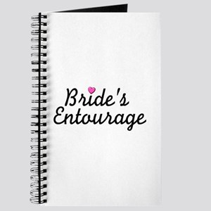 Bride's Entourage Journal