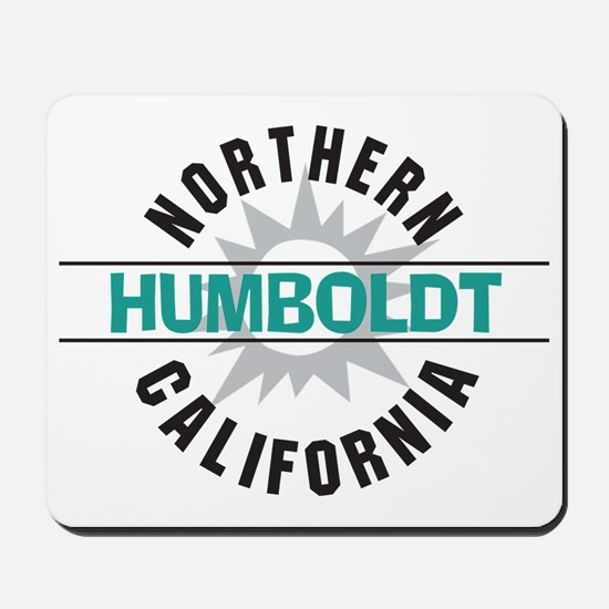 Humboldt California Mousepad