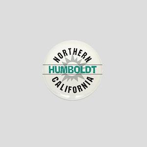 Humboldt California Mini Button