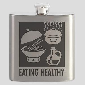 Eating Healthy Flask
