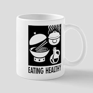 Eating Healthy Mugs