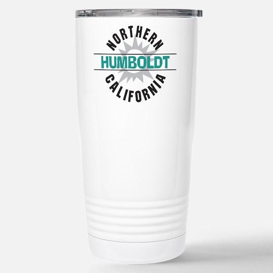 Humboldt California Stainless Steel Travel Mug