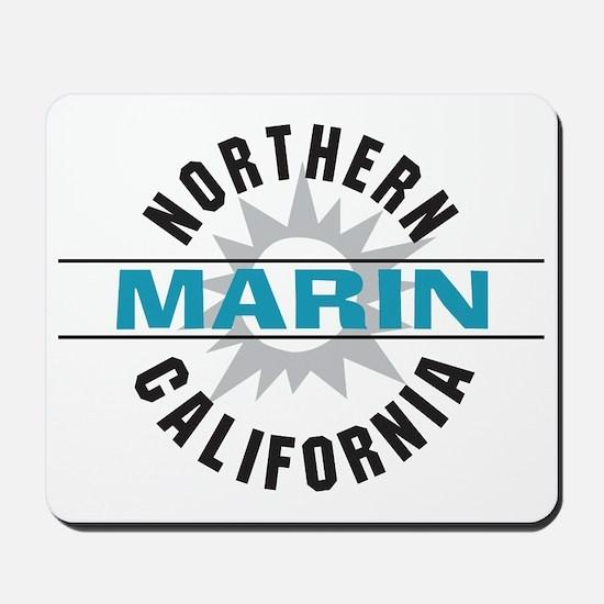 Marin California Mousepad