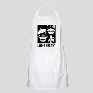 Eating Healthy Light Apron