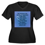 Miracles Plus Size T-Shirt