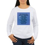 Miracles Long Sleeve T-Shirt