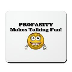 Profanity Mousepad