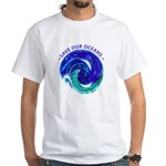 Save Our Oceans (Turquoise Dolphin) T