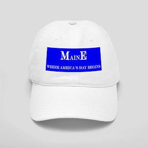 Maine State Cap