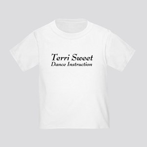 Terri Sweet Dance Toddler T-Shirt