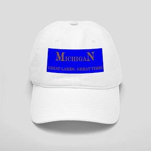Michigan State Flag Cap