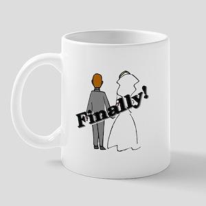 Finally! Mug