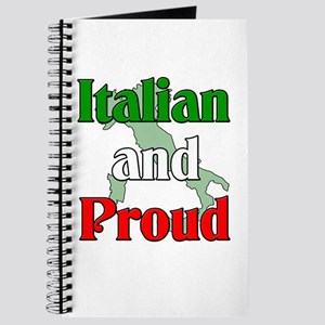 Italian and Proud Journal