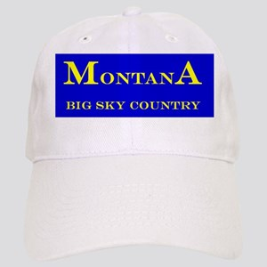 Montana State Cap