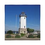 Fond Du Lac Lighthouse Queen Duvet
