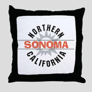 Sonoma California Throw Pillow