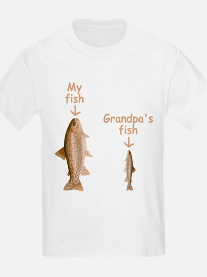 My Fish, Grandpa's Fish T-Shirt