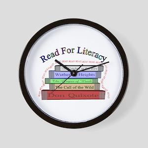 librarians Wall Clock
