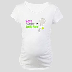 BeyondTHECANVAS Maternity T-Shirt