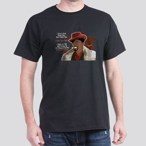 Silky_23x35_print-DARK T-Shirt