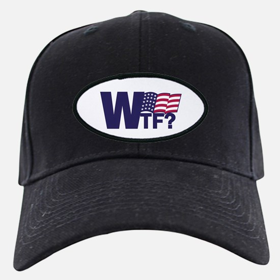 WTF? Baseball Hat
