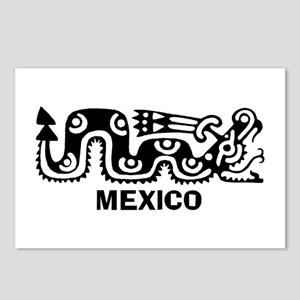 Aztec Mexico Postcards (Package of 8)