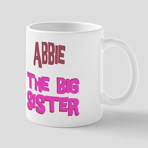 Abbie - The Big Sister Mug