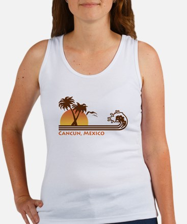 Cancun Mexico Women's Tank Top