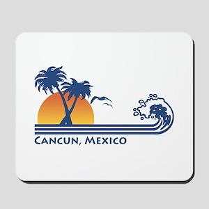 Cancun Mexico Mousepad