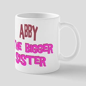 Abby - The Bigger Sister Mug