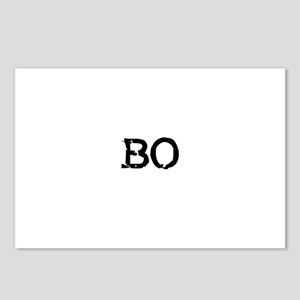 Bo Postcards (Package of 8)