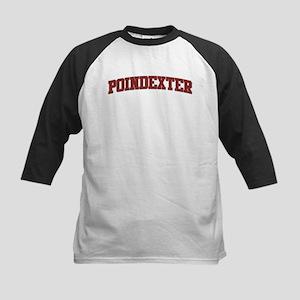 POINDEXTER Design Kids Baseball Jersey