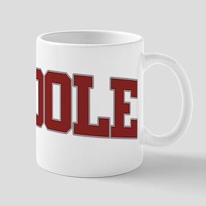 POOLE Design Mug