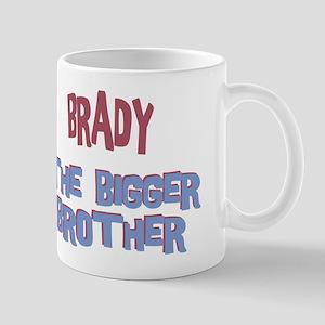 Brady - The Bigger Brother Mug