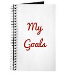 My Goals Journal