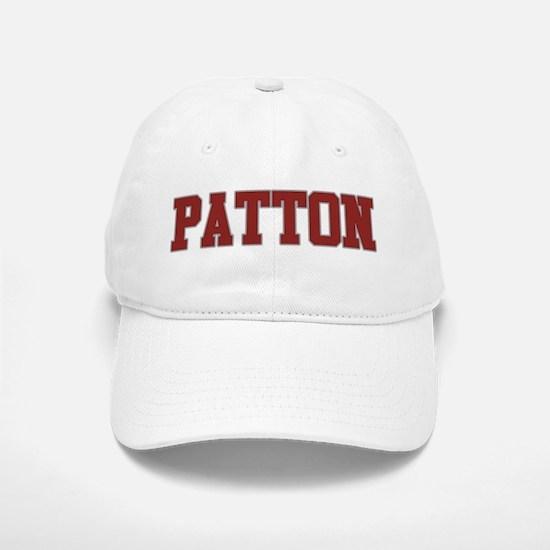 PATTON Design Baseball Baseball Cap
