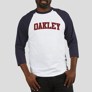 OAKLEY Design Baseball Jersey
