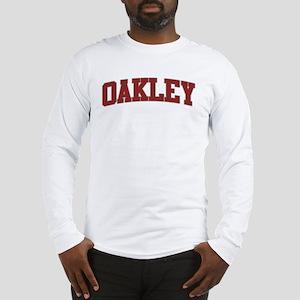 OAKLEY Design Long Sleeve T-Shirt