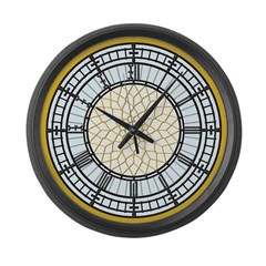 Big Ben Large Wall Clock
