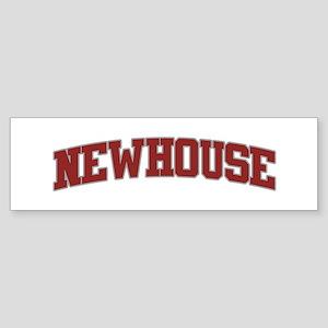 NEWHOUSE Design Bumper Sticker