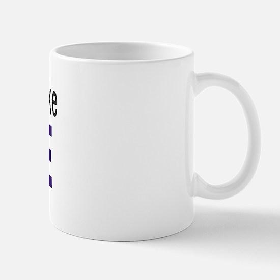 Crayons Taste Like Purple Mug