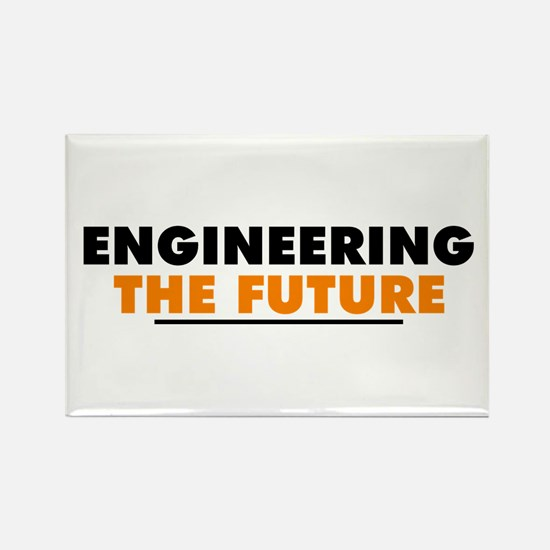 Engineering The Future Rectangle Magnet