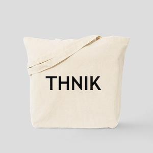Thnik Tote Bag