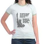 Annie Moore 3 Jr. Ringer T-Shirt