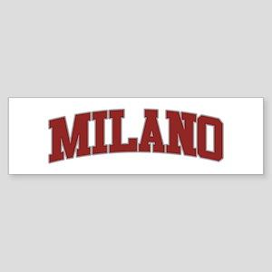 MILANO Design Bumper Sticker