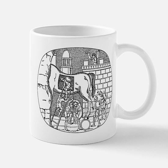 CANE Trojan Horse Mug